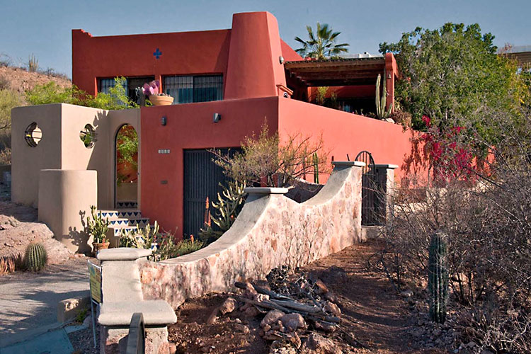Ranchitos house for sale in San Carlos Mexico