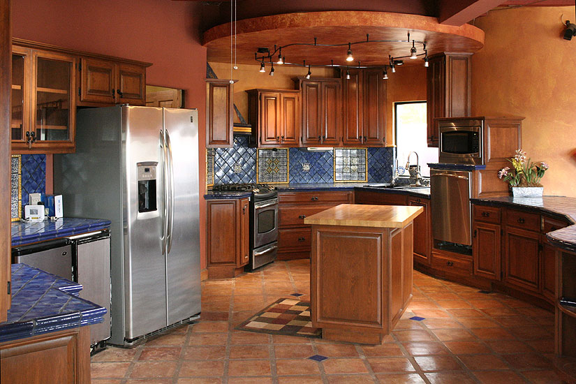 Kitchen of house listed by Siesta Realty in San Carlos